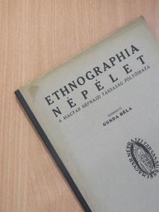 Cs. Sebestyén Károly - Ethnographia - Népélet 1941/1. [antikvár]