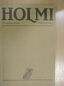 Almási Miklós - Holmi 1992. szeptember [antikvár]