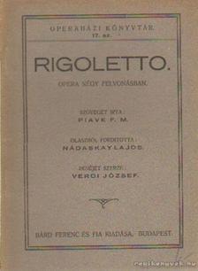Rigoletto [antikvár]