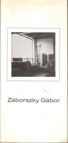 Hegyi Lóránd - Záborszky Gábor [antikvár]
