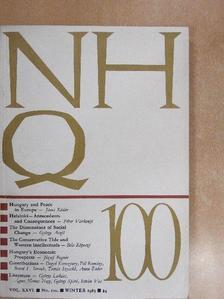 Aczél György - The New Hungarian Quarterly Winter 1985. [antikvár]