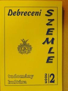 Alekszej Loszev - Debreceni Szemle 2002. június [antikvár]