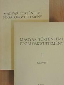 Á. Varga László - Magyar történelmi fogalomgyűjtemény I-II. [antikvár]
