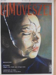 András Edit - Új Művészet 2004. július [antikvár]