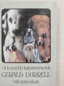 Albert Payson Terhune - A legszebb kutyatörténetek Gerald Durrell válogatásában [antikvár]