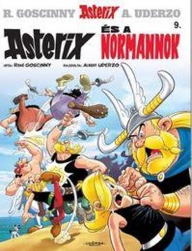 René Goscinny - Asterix 9. - Asterix és a normannok