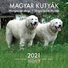 SmartCalendart - MAGYAR KUTYÁK NAPTÁR 2021 - 22X22