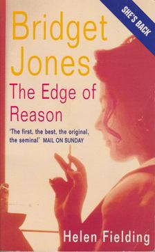 Helen Fielding - Bridget Jones: The Edge of Reason [antikvár]