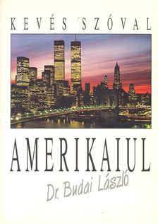 Dr. Budai László - Kevés szóval amerikaiul [antikvár]