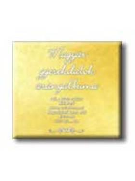 MAGYAR GYEREKDALOK ARANYALBUMA  CD