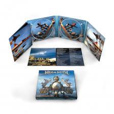 MEGADETH - WARHEADS ON FORHEADS 3CD MEGADETH