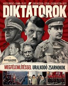 Future Publishing Limited bookazine-jának magyar nyelvű kiadása - Diktátorok