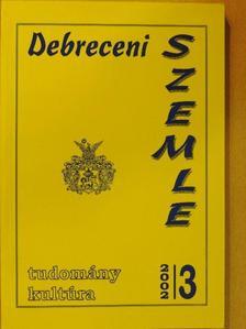 Beck Mihály - Debreceni Szemle 2002. szeptember [antikvár]