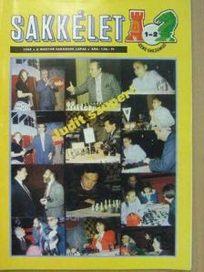 Almási Zoltán - Sakkélet 1992. március 10. [antikvár]