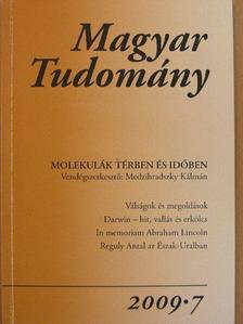 Ádám József - Magyar Tudomány 2009/7. [antikvár]
