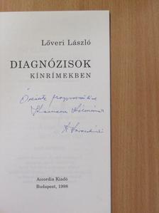 Dr. Kovács László - Diagnózisok kínrímekben (dedikált példány) [antikvár]