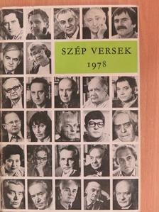 Ágh István - Szép versek 1978 [antikvár]