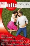 Fiona Harper, Crystal Green Nikki Logan, - Júlia különszám 73. kötet (Georgia éve, Túlélni a Valentin-napot, Régi bűnnek hosszú az árnyéka) [eKönyv: epub, mobi]