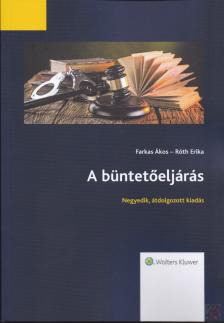 Büntetőeljárás (4. kiadás)