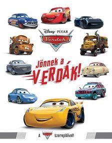 .- - Disney - Jönnek a Verdák!