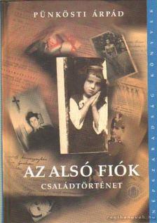 Pünkösti Árpád - Az alsó fiók [antikvár]