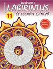 CsoSch Kft. - Kedvenc Labirintus és Felnőtt Színező 11