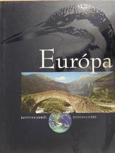 Nemerkényi Antal - Európa - CD-vel [antikvár]