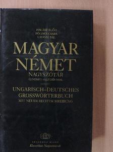 Földes Csaba - Magyar-német nagyszótár [antikvár]