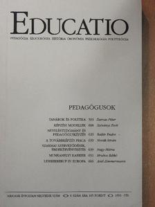 Annási Ferenc - Educatio 1993. tél [antikvár]