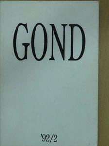 Bacsó Béla - Gond 1992. szeptember [antikvár]