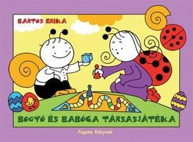 Bartos Erika - Bogyó és Babóca társasjátéka