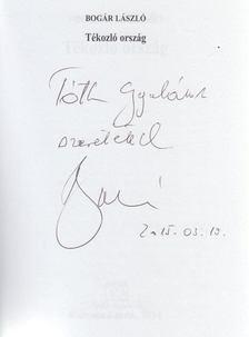 Bogár László - Tékozló ország (dedikált) [antikvár]