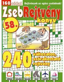 CsoSch Kft. - ZsebRejtvény Könyv 58