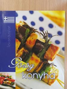 Szabó Zsolt - Görög konyha [antikvár]