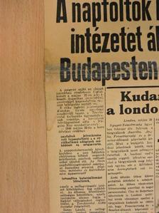 Csató István - Magyar Nap 1948. május 27. [antikvár]