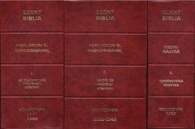 Heltai Gáspár - Szent Biblia Heltai Gáspár és munkatársai fordításában