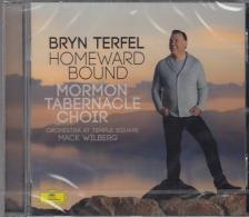 HOMEWARD BOUND CD BRYN TERFEL, MORMON TABERNACLE CHOIR, MACK WILBERG