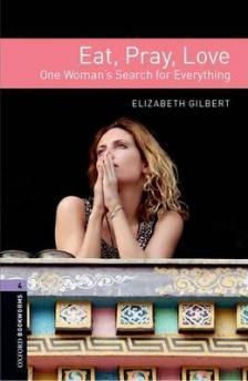 Elizabeth Gilbert - EAT, PRAY LOVE OBW 4.