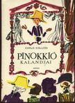 Carlo Collodi - Pinokkió kalandjai [antikvár]