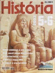 Glatz Ferenc - História 2003/5-6 [antikvár]