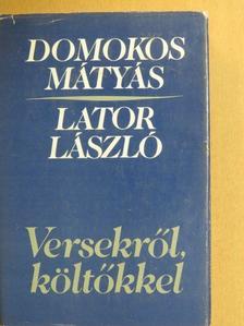 Áprily Lajos - Versekről, költőkkel [antikvár]