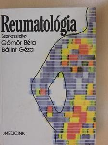 Balogh Zoltán - Reumatológia [antikvár]
