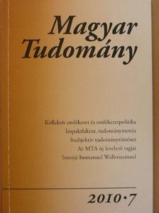 Ács Tibor - Magyar Tudomány 2010/7. [antikvár]