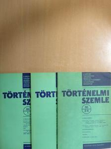 Fekete László - Történelmi szemle 1986/1-4. [antikvár]