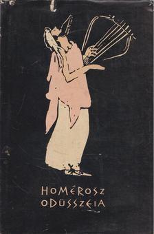 HOMÉROSZ - Odüsszeia [antikvár]