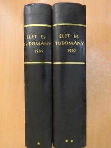 Csató István - Élet és Tudomány 1969. (nem teljes évfolyam) I-II. [antikvár]