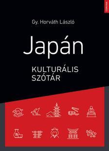 Gy. Horváth László - Japán kulturális szótár