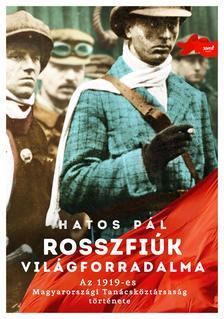 Hatos Pál - Az 1919-es Magyarországi Tanácsköztársaság története