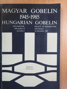 Pálosi Judit - Magyar gobelin 1945-1985 [antikvár]
