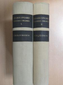 Shakespeare - Shakespeare összes drámái I-II. [antikvár]